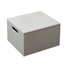 Kids Toy Storage Box - Pale Grey