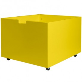 Drawer Timo on Wheels Mix & Match - Yellow