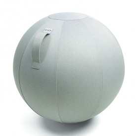 LEIV Seating Ball 65cm - Silver