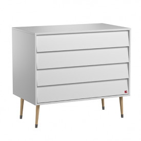 Dresser Bosque - White
