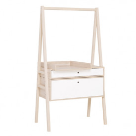 Dresser with Changing Unit Spot