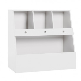 Bookcase Tuli - White