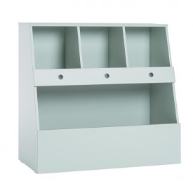Bookcase Tuli - Green