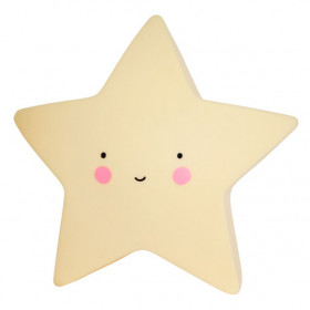 Mini Star Light - Yellow