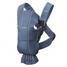 Baby Carrier Mini Cotton - Indigo