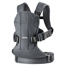 Baby Carrier Mesh - Anthracite