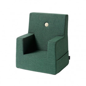 Kids Chair - Deep Green / Light Green