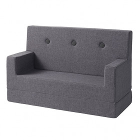 Kids Sofa - Blue Grey / Grey