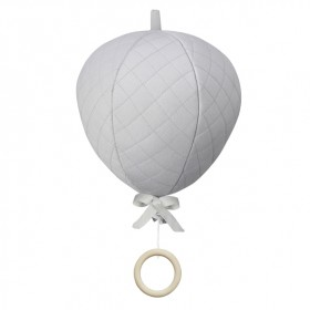 Balloon Music Mobile - Grey