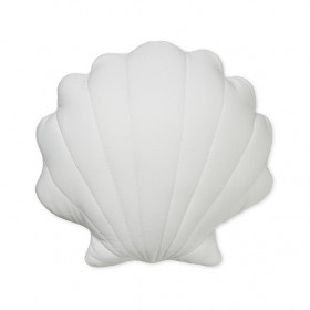 Sea Shell Cushion - Grey