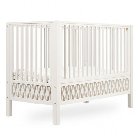 Harlequin Baby bed 60 x 120 cm - Light Sand