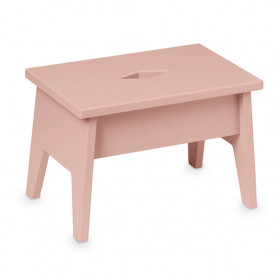 Harlequin Step Stool - Dusty Pink