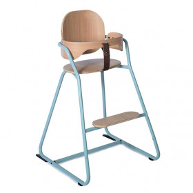 Convertible High Chair Tibu - Blue
