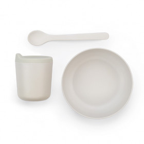 Bambino Dish Set for Babies - Cloud