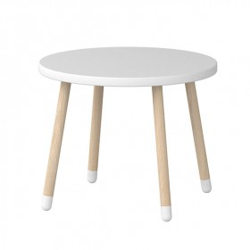 PLAY Small Table - White