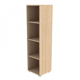Narrow bookcase Popsicle