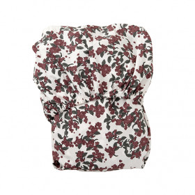 Fitted Sheet 60x120 - Cherrie Blossom