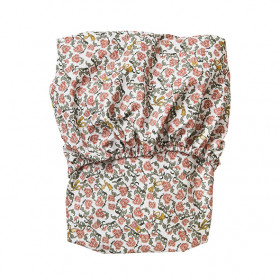 Fitted Sheet 60x120 - Floral Vine