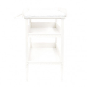 Changing table - Milky white