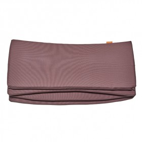 Bumper bed for baby bed - Warm Purple