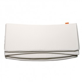 Bumper bed for baby bed - White