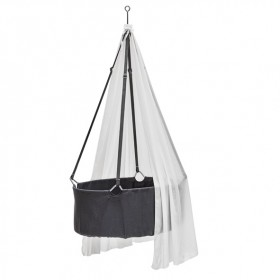 Canopy for Cradle - White