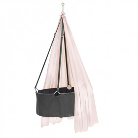 Canopy for Cradle - Pink