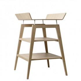 Linea Changing Table - Oak