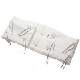 Bumper for Classic Cot - Snow