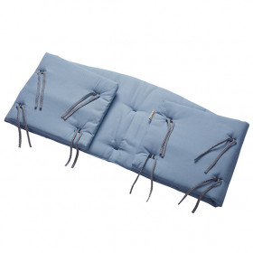 Bumper for Classic Cot - Dusty Blue