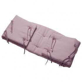 Bumper for Classic Cot - Dusty Rose