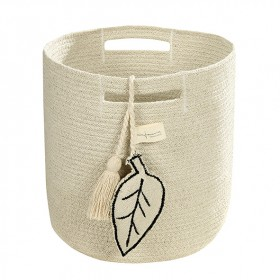 Leaf Basket 30 x 30cm - Natural