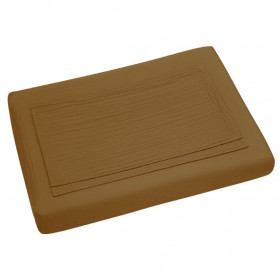 Changing Pad Fitted Cover - Gold