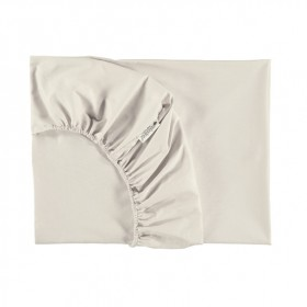 Fitted Sheet Alhambra 70 x 140 cm - Natural