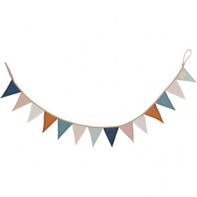 Rainbow Garland - Multicolor