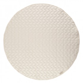 Round Kiowa Carpet Pure Line - Natural
