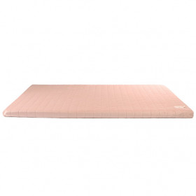 Zanzibar Velvet Play Mattress - Bloom Pink