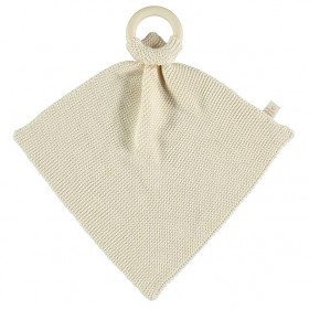 Knitted Teether So Natural - Natural