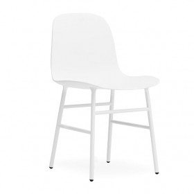 Form Chair - Steel - Color to choose