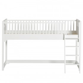 Low Loft Bed Seaside (131 cm)