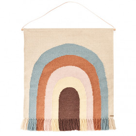 Wall Rug Follow the Rainbow