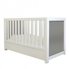 Alice Convertible Cot Bed 70x140cm