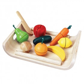 Fruits and vegetables Tray