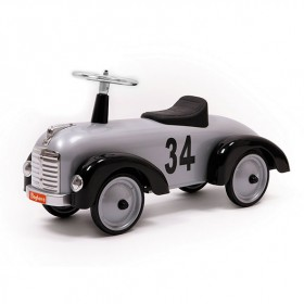 Silver Ride-On