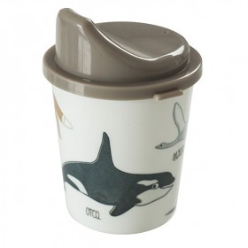 Kids sippy cup - Arctic Animals