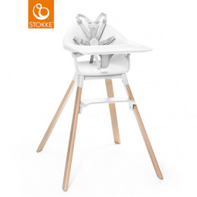 CLIKK High Chair - White