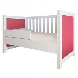Alban Safety Barrier White Bobo Kids
