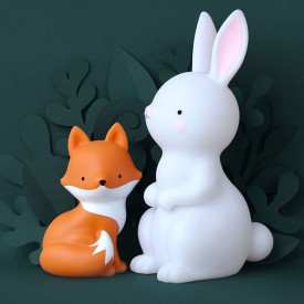 Mini Fox Light Orange A Little Lovely Company
