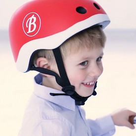 Kids Helmet Red Baghera