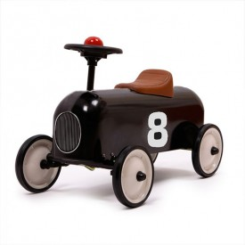 Racer Ride-on New - Black Black Baghera